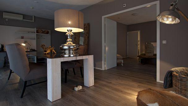 Living van de Nieuwe Suite