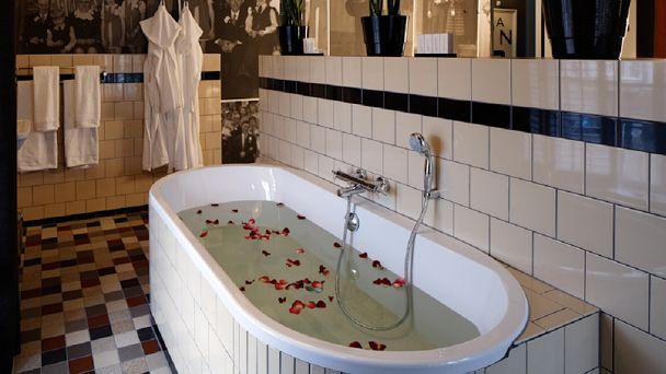 Badkamer Hotel Nijver