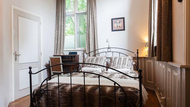 Safari kamer met privé-buitenjacuzzi