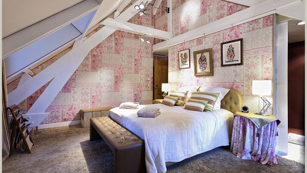 Boetiek Hotel Le Tissu