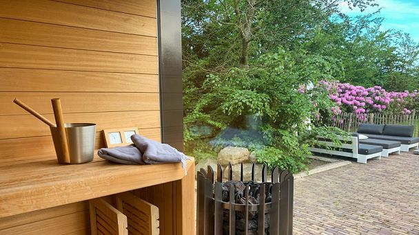 Prive spa Parel in t groen de Hooiberg