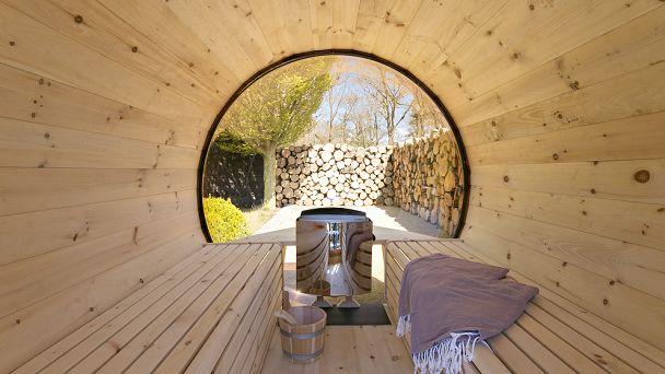 Bed & Wellness Parel in het groen 't Loft