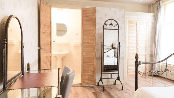 Comfort kamer met bubbelbad en infra rood sauna