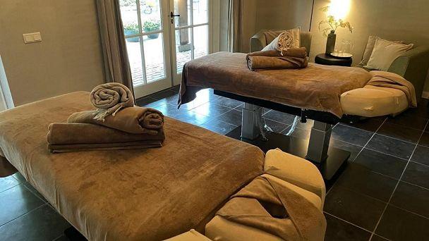 Duo-massage arrangement met 2 overnachtingen in Loft 3