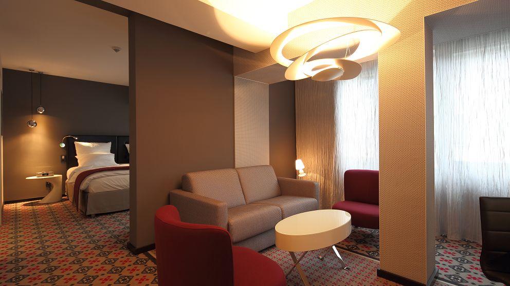 Romantisch hotel le clervaux boutique design hotel for Designhotel luxemburg