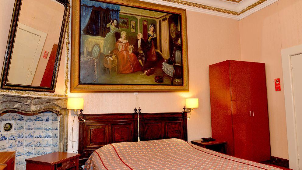 Bijzonder overnachten kasteel geulzicht limburg berg en terblijt - Hoe aparte een kamer in twee ...