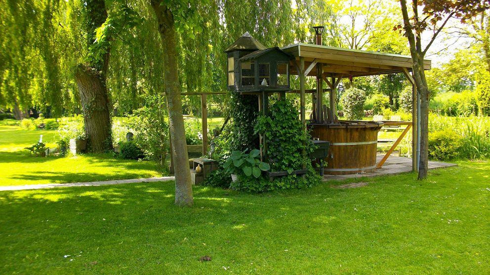 Huisje Nijenstein met Hot Tub en Sauna