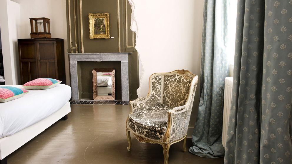 Romantisch Overnachten Ganda Rooms Amp Suites Vlaanderen Gent
