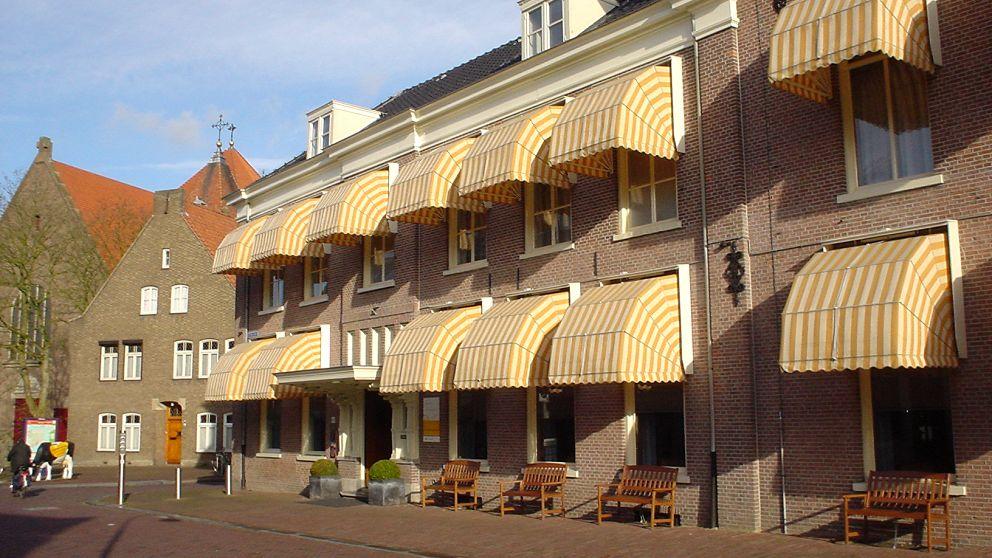 Hotel De Wereld en Restaurant O Mundo