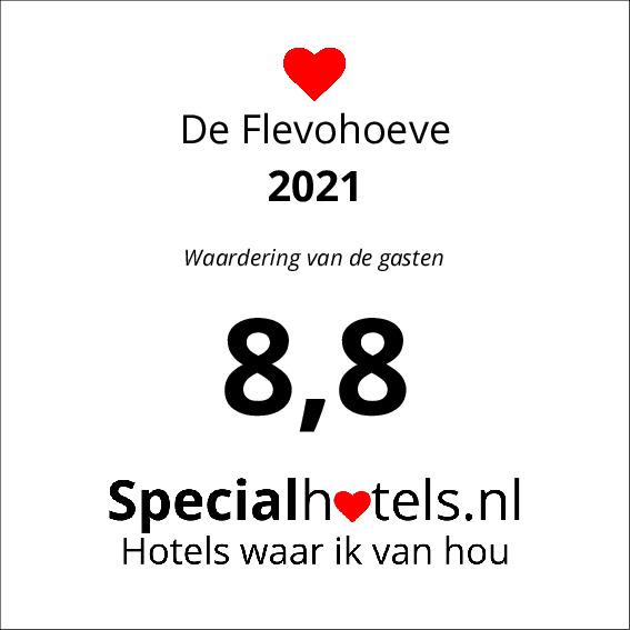 Rating De Flevohoeve 8,8