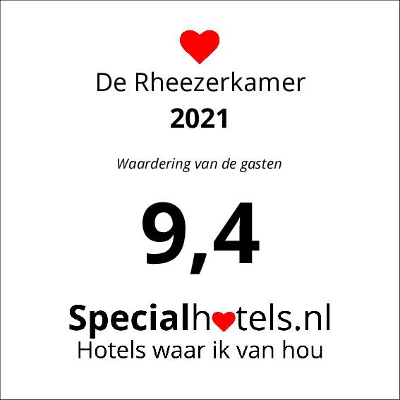 Rating De Rheezerkamer 9,3