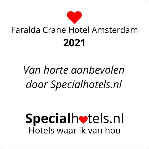 Rating Faralda Crane Hotel Amsterdam 0