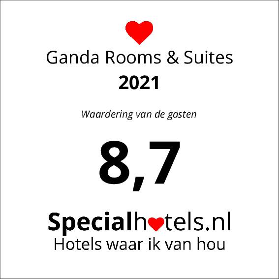 Rating Ganda Rooms & Suites 0