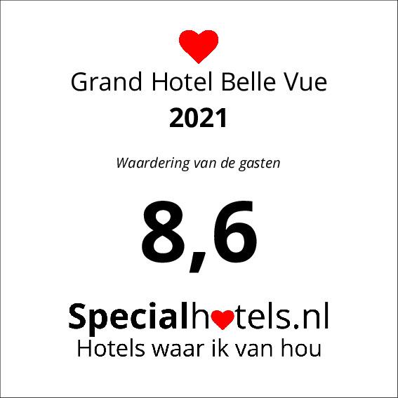 Rating Grand Hotel Belle Vue 8,6