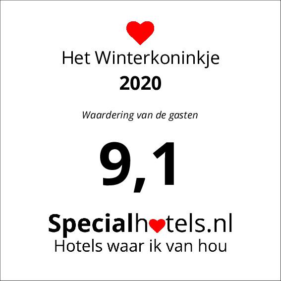 Rating Het Winterkoninkje 9,1