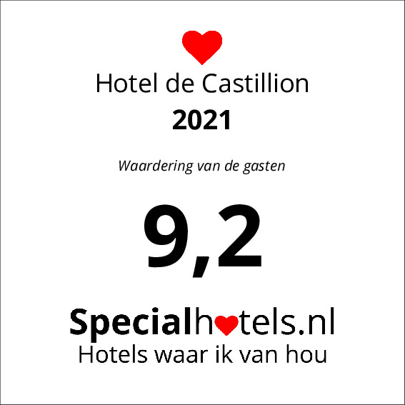 Rating Hotel de Castillion 8,8