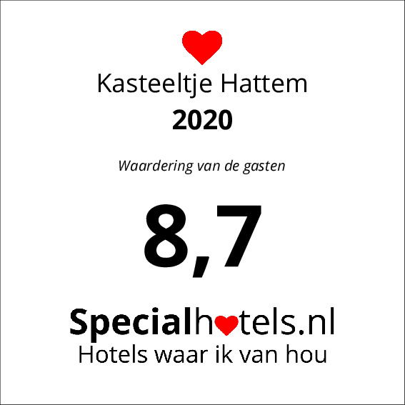 Rating Kasteeltje Hattem 8,8