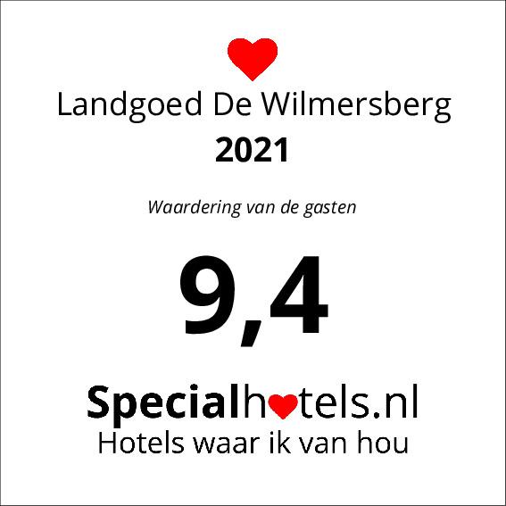 Rating Landgoed De Wilmersberg 8,5
