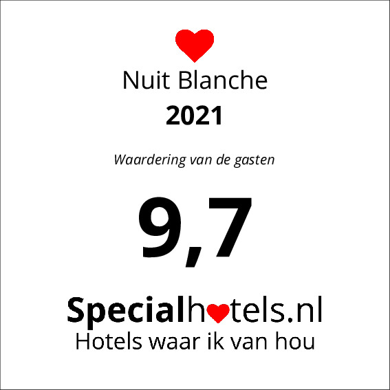 Rating Nuit Blanche 9,6