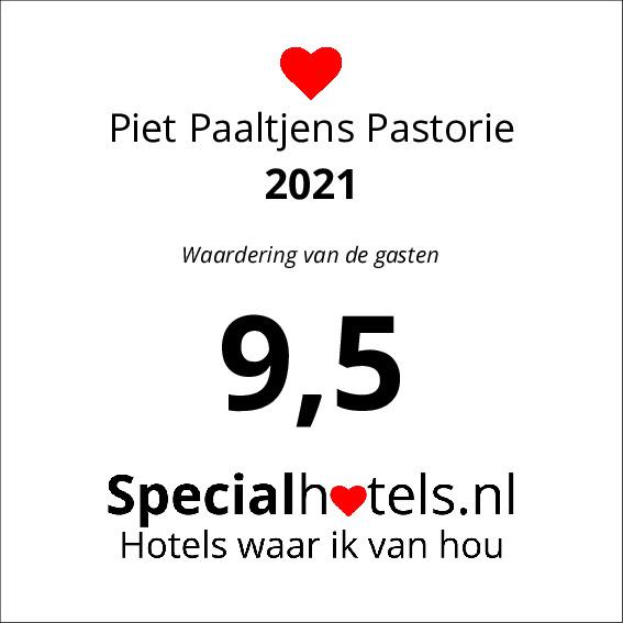 Rating Piet Paaltjens Pastorie 9,2
