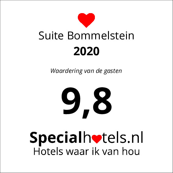 Rating Suite Bommelstein 9,7