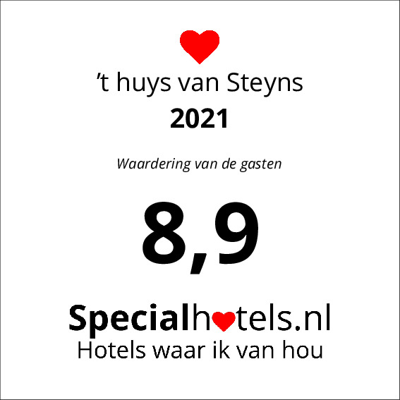 Rating 't huys van Steyns 8,9